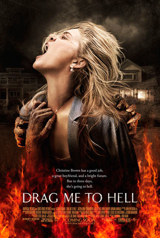drag me to hell affiche