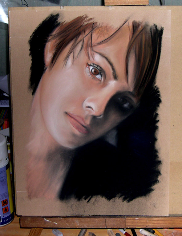 Shannyn Sossamon (Work in progress)
