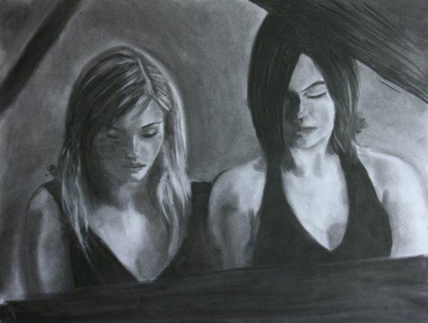 The Quiet (Elisha Cuthbert et Camilla Belle)