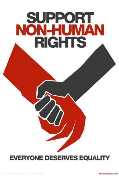 district 9 - support non-human rights